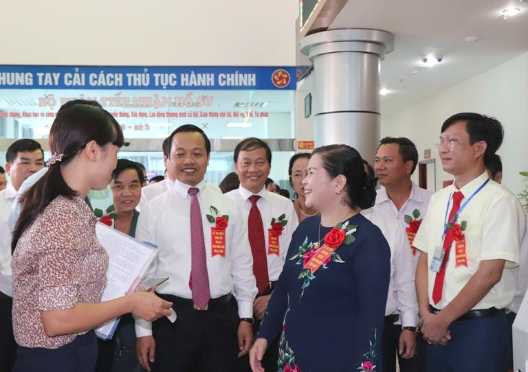 Lai Châu: PCI năm 2020 tăng 6 bậc so với năm 2019 - Nỗ lực vượt bậc của các cấp chính quyền