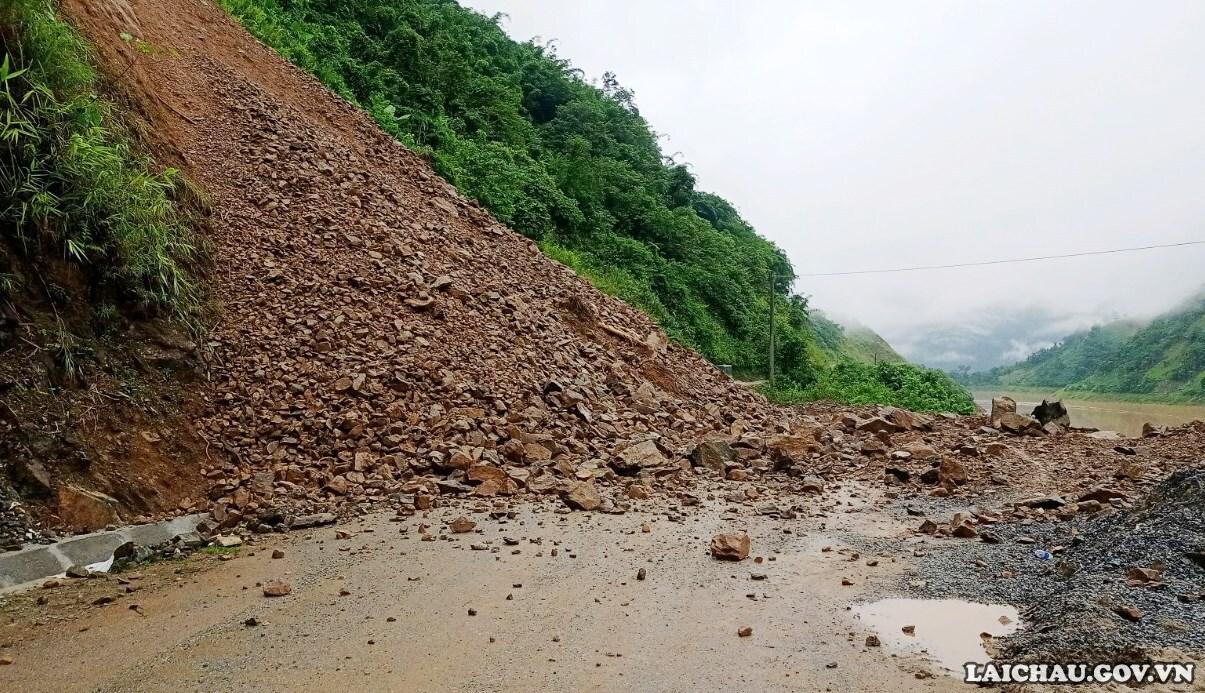 Lai Châu: Cảnh báo lũ, lũ quét, sạt lở đất và ngập úng vùng thấp