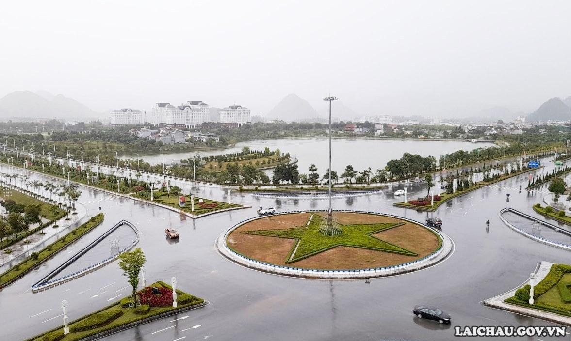Mưa dông diện rộng và cảnh báo mưa lớn cục bộ, lốc, sét, gió giật mạnh trên phạm vi tỉnh Lai Châu